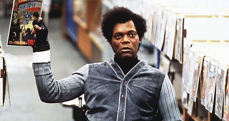 Samuel L. Jackson Would Love to Make Unbreakable 2