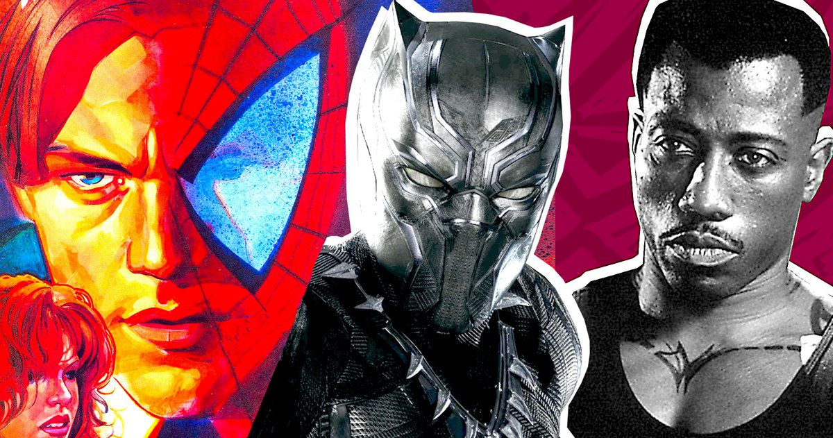 9 Marvel Comics Movies We Almost Got in the 90s