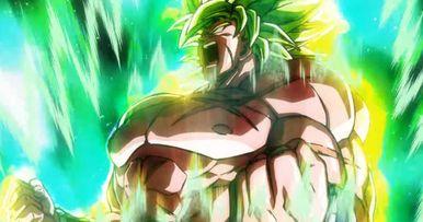 New Dragon Ball Super: Broly Trailer Unleashes a Super Saiyan Showdown