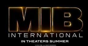 New Men in Black Movie Gets Titled MIB International, Logo Revealed