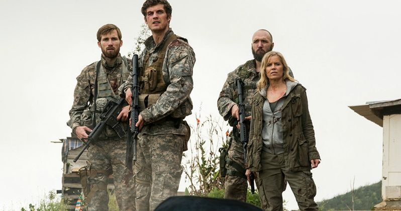 Fear the Walking Dead Episode 3.5 Recap: Ranchers Vs. Indians