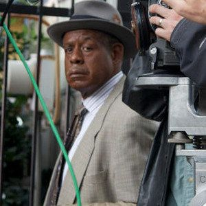 The Butler Behind-the-Scenes Photo with Forest Whitaker