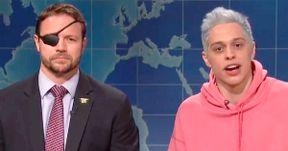 Pete Davidson Apologizes to Dan Crenshaw on Saturday Night Live
