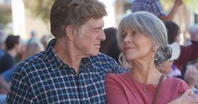 Robert Redford & Jane Fonda Reunite in Our Souls at Night Photo