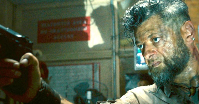 Andy Serkis Confirmed as Ulysses Klaw in Avengers 2