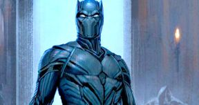 Black Panther Concept Art Shows Off Alternate Costume