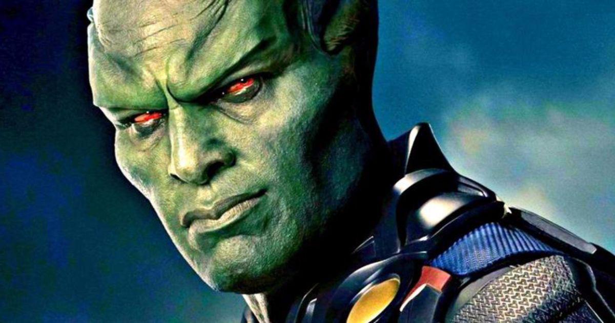 Canceled Martian Manhunter Plans for Batman v Superman and Justice League Revealed