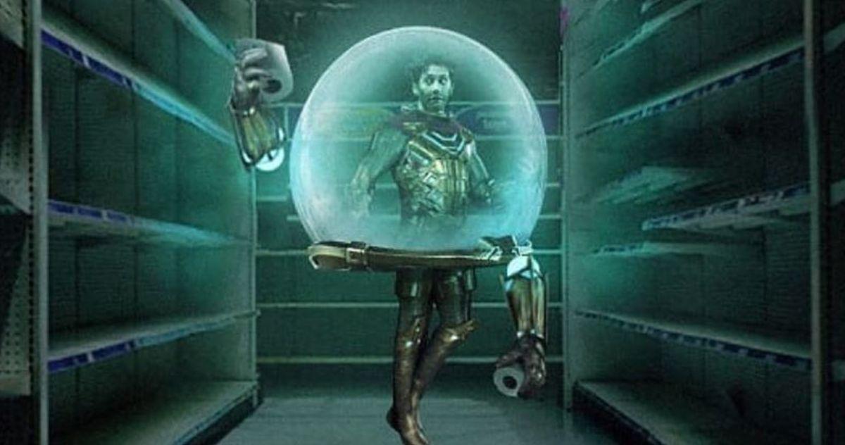 Jake Gyllenhaal Loves BossLogic's Marvel Bubble Boy 2 Poster