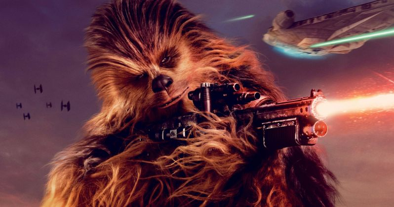 Chewbacca Actor Can't Possibly Be Teasing Solo 2, Can He?
