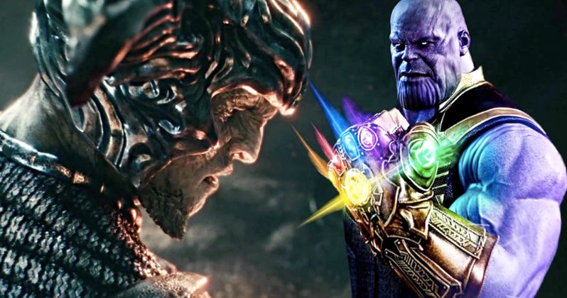 Thanos Creator Was Worried for Infinity War After Watching Justice League Bomb