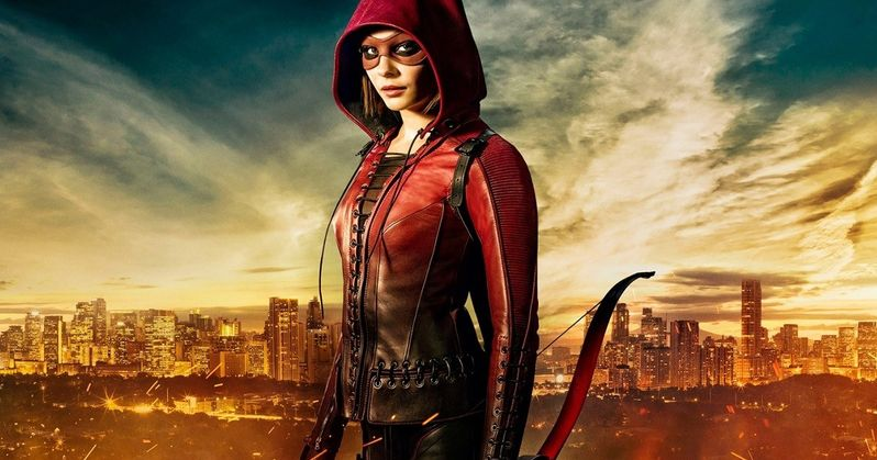 Arrow Season 4 First Look at Willa Holland as Speedy