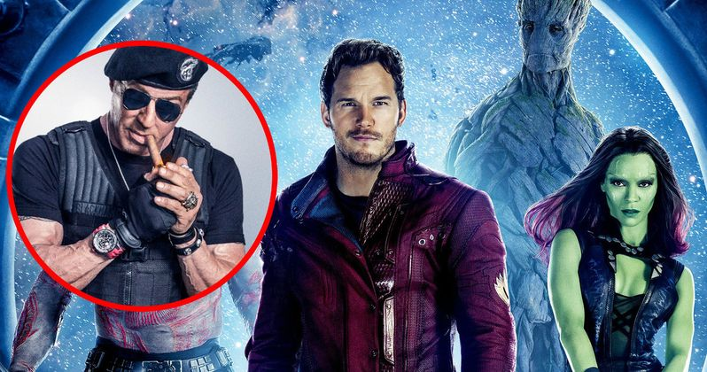 Is Sylvester Stallone This Crossover Character in Guardians of the Galaxy 2?