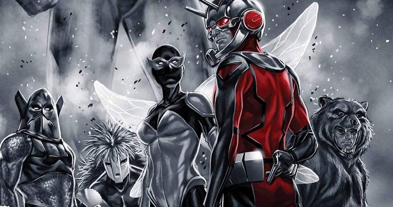 Ant-Man 2 Opens Multi-Verse to the Rest of the Marvel Universe