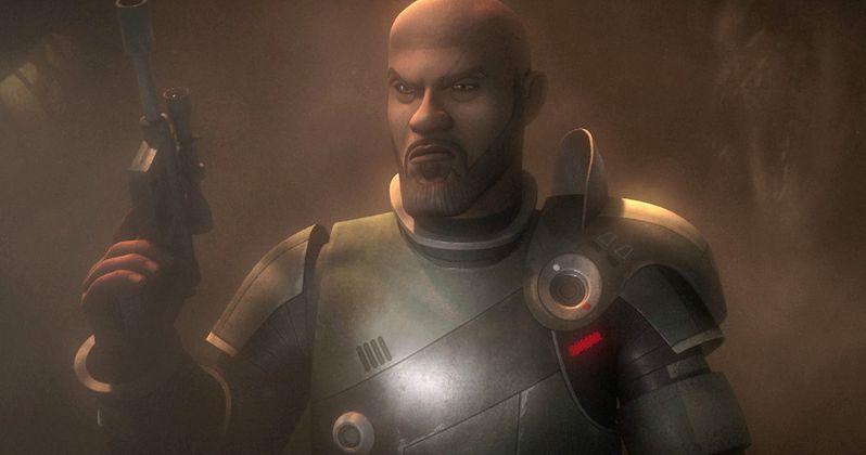 Saw Gerrera Returns to Fight in Star Wars Rebels Midseason Premiere Trailer