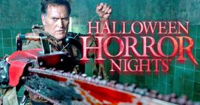 Ash Vs Evil Dead Maze Is Coming to Halloween Horror Nights