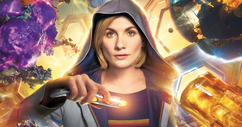Doctor Who 13-Day Marathon Announced Ahead of Season 11 Premiere