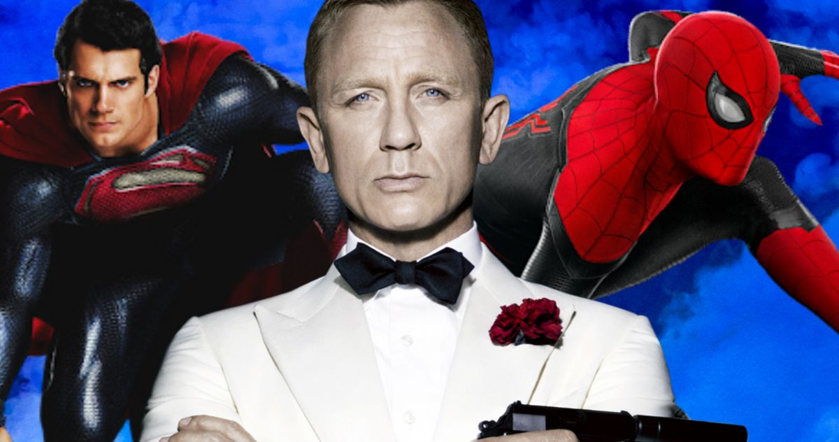 Daniel Craig Never Dreamed of Being James Bond, It Was Always Superman or Spider-Man