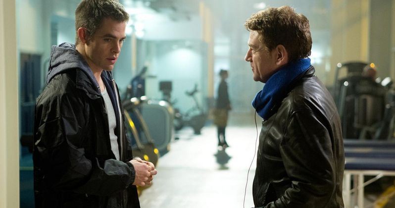 Jack Ryan Featurette: Working with Kenneth Branagh   EXCLUSIVE