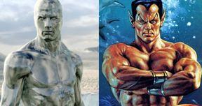 Should Fantastic Four 2 Bring in Namor & Silver Surfer?