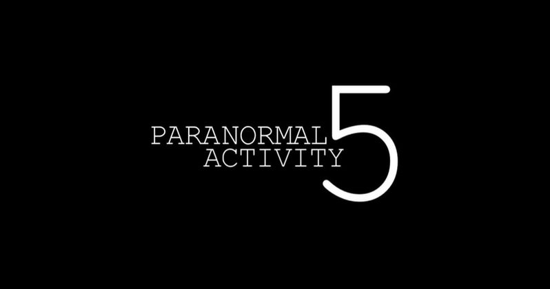 Paranormal Activity 5 Gets a New Title and Release Date