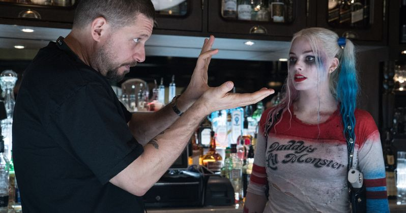 Harley Quinn Movie Gotham City Sirens Gets Suicide Squad Director
