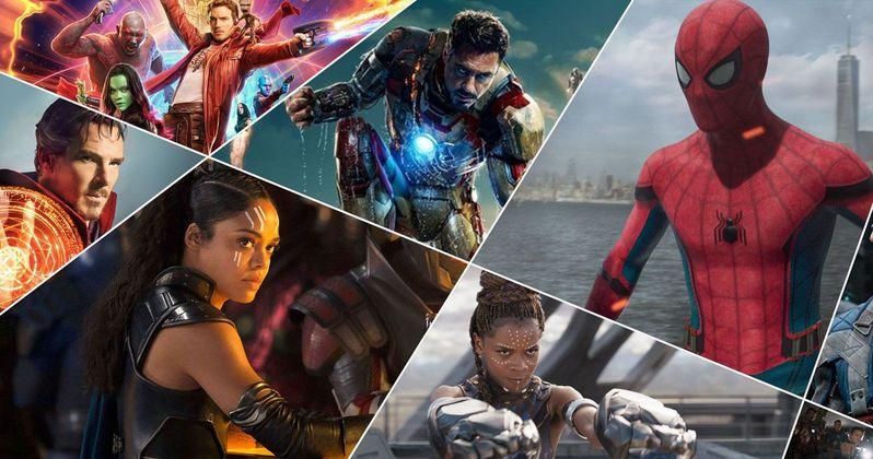 Every MCU Movie Is Now Available in 4K Ultra HD