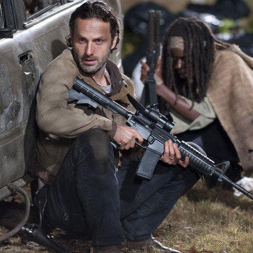 The Walking Dead Season 4 Preview!