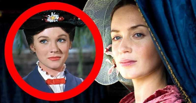 Mary Poppins 2 Wants Emily Blunt as the Magical Nanny