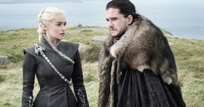Game of Thrones Season 8 First Look at Daenerys and Jon Snow