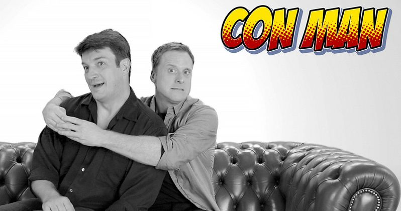 Firefly Stars Fillion & Tudyk Reunite for Web Series