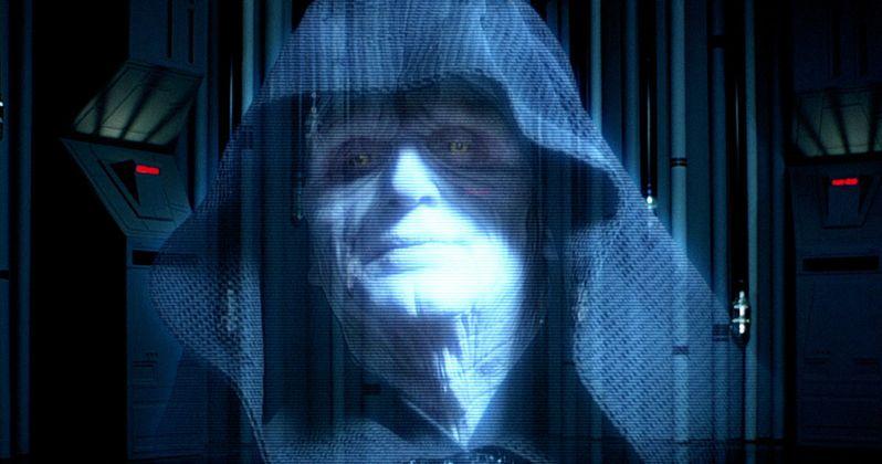 Emperor Palpatine Returns in Star Wars: The Rise of Skywalker