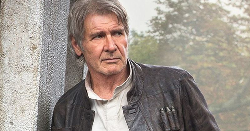 Harrison Ford Has Seen Star Wars 7, What Does He Think?