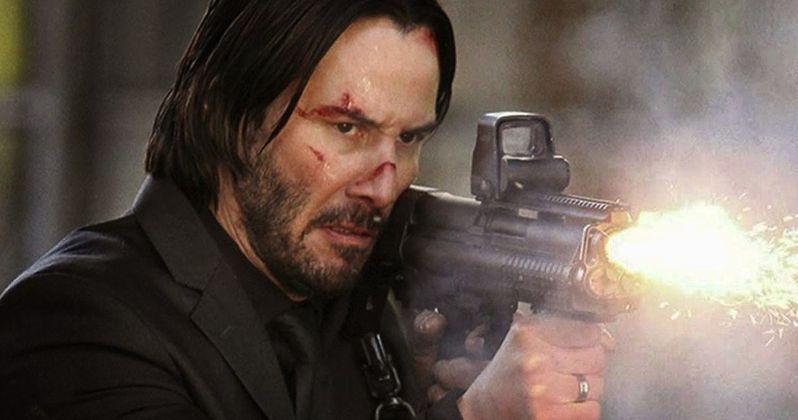 John Wick 2 Begins Shooting in New York City