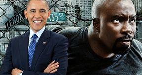 Luke Cage Star Invites Obama to Cameo in Season 3