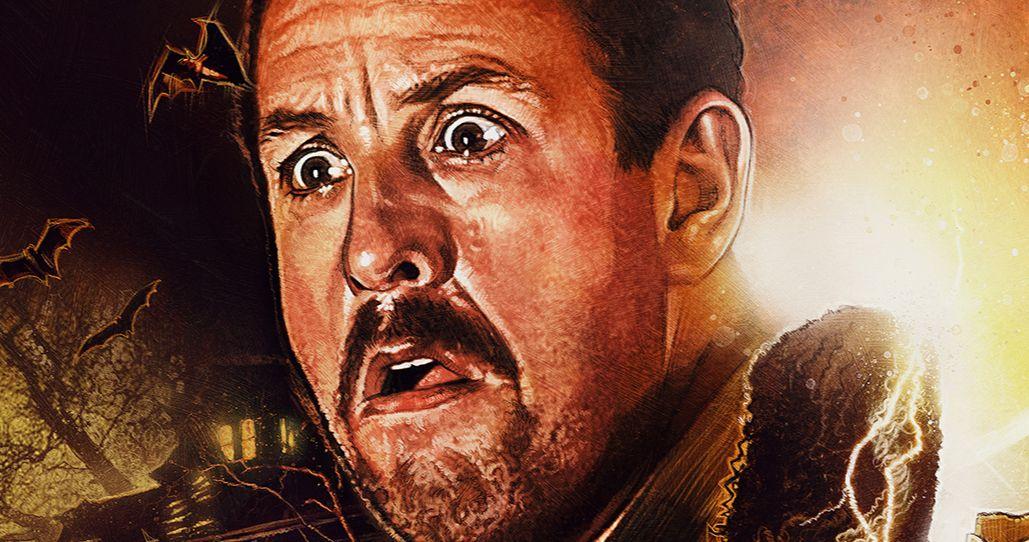 Adam Sandler S Hubie Halloween Tv Trailer Poster Unlock A Scary Mystery On Netflix Worldnewsera