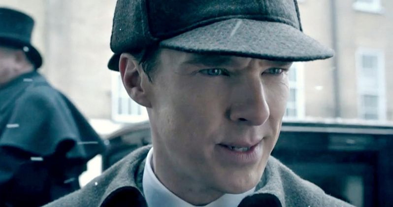 Sherlock Christmas Special Trailer Sends Holmes Back in Time
