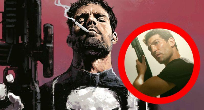 Jon Bernthal Is the Punisher in Daredevil Season 2