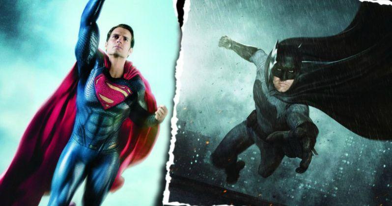 Batman v Superman Book Covers Show Off New Character Art