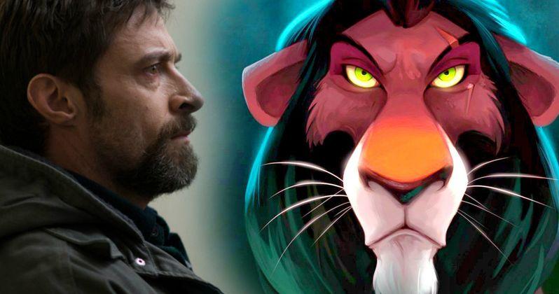 Hugh Jackman Is Not Playing Scar in Disney's Lion King Remake