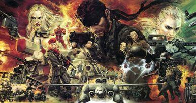 Metal Gear Solid Movie Brings in Jurassic World Writer