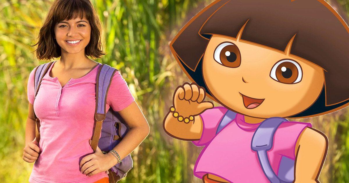 Isabela Moner Revealed As Dora The Explorer In Live-Action -2156