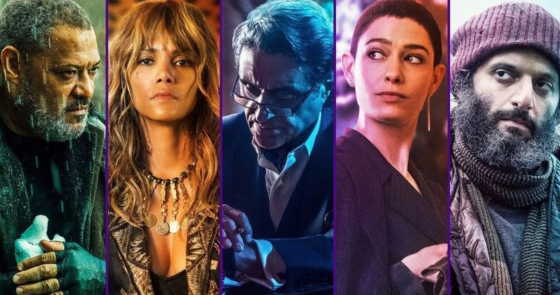 Meet John Wick's Friends & Foes in New Parabellum Character Posters