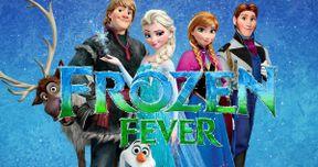 Disney's New Frozen Short Will Premiere with Cinderella