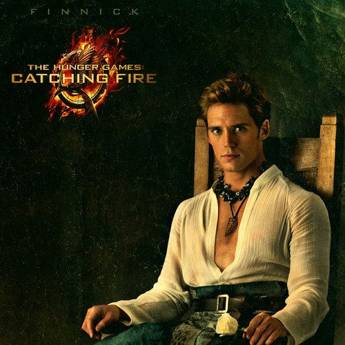 The Hunger Games: Catching Fire Finnick Odair Capitol Portrait