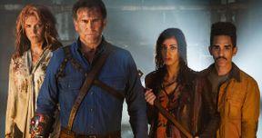 Ash Vs. Evil Dead, Blunt Talk Get October Premiere Dates