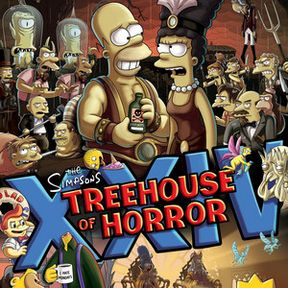 Watch Guillermo Del Toro's Couch Gag for The Simpsons Treehouse of Horror XXIV