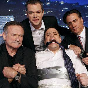 Matt Damon Hijacks Jimmy Kimmel! Watch 13 Clips from Last Night's Showdown