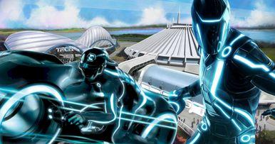 Tron Lightcycle Ride Confirmed for Walt Disney World