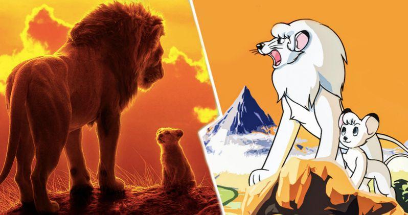 Disney's Lion King Remake Reignites Controversy Over Original's Anime Origins