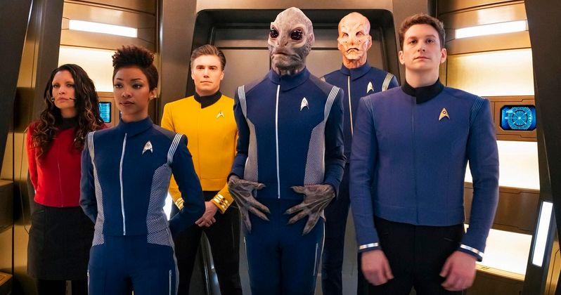 Star Trek: Discovery Is Losing 2 Major Characters Before Season 2 Ends